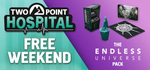 (PC, Steam) Two Point Hospital - Free to Play Weekend @ Steam