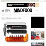 Win 1 of 3 Victorinox Bike Tools Worth $89.95 from MiNDFOOD