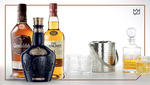 Win a Chivas/Glenfiddich/Glenlivet Whisky Pack Worth Over $450 from Whisky Loot