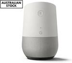 [Club Catch + UNiDAYS] AU Stock: Google Home $105.30 Delivered @ Catch