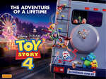Win $2,500 Worth of BIG4 & Britz Motorhome Vouchers or 1 of 5 Toy Story 4 Prize Packs from BIG4 Holiday Parks