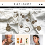 Further 50% off  Elle Louise Jewellery