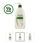 1/2 Price Aveeno Moisturisers & Creams - Active Naturals Daily Moisturising Lotion 532ml $8.49 @ Woolworths