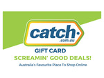 10% off Catch, Spotify & Kayo Gift Cards @ Australia Post