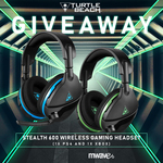 Win 1 of 2 Turtle Beach Stealth 600 Wireless Gaming Headsets Worth $169 from Mwave