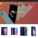 Xiaomi Mi 8 Lite $329, Note 5 $299, Mi 9 128GB $679, Plus Bonus 10,000mAh Powerbank @ Official Mi Store AU