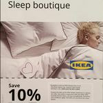[NSW] 10% off (Min $200 Spend) @ IKEA Tempe & Westfield Digital Hub (Membership Required)