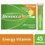1/2 Price: Berocca Energy Vitamin Tablets 45pk $11.40 ($0.25/Tab) @ Coles