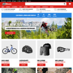 99 Bikes: up to $200 off Bikes, up to $50 off Other Purchases (Minimum Spend Required)