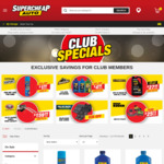 Tyre Shine $1.99, Armor All Car Wash 1.25l $4.99, Penrite HPR 30 5L $27.49 & More @ Supercheap Auto (Membership Required)