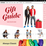 50% off Everything (Inc Sale Items) - No Min Spend & Free Delivery @ Crocs Australia