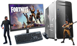 """AMD 3000G/RX570 [8GB RAM/240GB SSD] Desktop Computer with 24"""" Monitor and Accessories $779 Delivered @ Allied Gaming via Catch"""