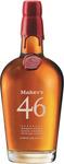 Maker's 46 Kentucky Bourbon 700mL $60 @ BWS
