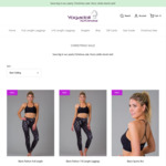 Yogadoll Xmas Sale - up to 30% off Womens Activewear - Free Shipping on Orders over $99