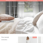 A Further 20% off on Top of up to 50% off Sale @ Abode Living
