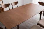 Solid German Beech Wood Extendable Dining Table $471, Dining Chair (Set of 2) $167 + Free Shipping @ Houzz Concept