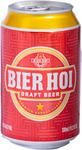 Bier Hoi Lager 4.3% - 24 x 330ml Cans - $33.90 @ Dan Murphy's