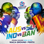 Win 1 of 3 Double Passes to Australia V. Sri Lanka Final Day of ICC Women's T20 in Perth Valued at $40 from VenuesLive [WA]