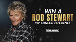 Win a VIP Rod Stewart Concert Experience in Perth for 2 Worth $5,121 from Seven Network