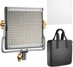 Neewer Dimmable Bi-Color LED with U Bracket Professional Video Light - $51.59 + Free Shipping @ Peak Catch Amazon AU