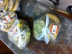 Cheap Cheap Bananas at Coles Castle Hill NSW. Only $2 for a Big Bag. Still Fresh