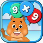 [iOS] Free App: Times Tables and Friends @ Apple App Store