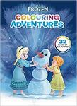 Disney Colouring Books $1 + Delivery ($0 with Prime/ $39 Spend) @ Amazon AU