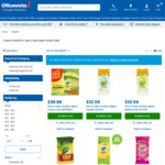 Pine O Cleen Surface Wipes 90 Pack $11.39, 120 Pack $13.59, 540 Pack $39.98 (Free C&C) @ Officeworks