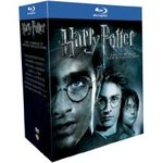Complete 8-Film Harry Potter Blu-Ray Collection - Approx $41