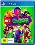 [PS4] LEGO DC Supervillains $30.04 + Delivery ($0 with Prime/ $39 Spend) @ Amazon AU