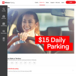 [NSW, VIC, QLD] Wilson Parking Sydney, Melbourne, Brisbane: All Day Weekday Parking $10-$15 (Pre-Book Online or via App)