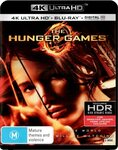 All Hunger Games 4K Ultra HD + Blu-Ray - $10ea + Delivery ($0 with Prime/ $39 Spend) @ Amazon AU