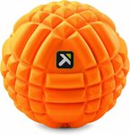 TriggerPoint Grid Ball Foam Massage Ball, Orange $13.32 (Was $29.94) + Delivery ($0 with Prime/ $39 Spend) @Amazon AU