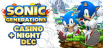[PC] Steam - Sonic Generations Collection - $1.20 (95% off)