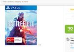 [PS4/XB1] Battlefield V $10 (Was $18) @ Target