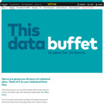 $5 Unlimited Data Add-on for 24 Hours (With Selected Post/Pre-Paid Plans) @ Optus