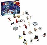 LEGO Star Wars Advent Calendar 75279 $43.99 (Sold Out), TIE Fighter Pilot Helmet 75274 $75 Delivered @ Amazon AU