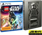 [PS5, Pre Order] LEGO Star Wars: The Skywalker Saga Steelbook $89 + Delivery or Free Pickup @ JB Hi-Fi