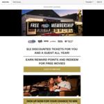 [QLD] Free 12 Month Movie Club Membership @ Five Star Cinemas