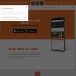 10% off $50+ Pick Up Orders @ BWS via App [Excludes SA/NT]