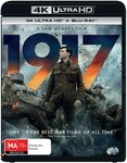 1917 (2 Disc, 4K Ultra HD + Blu-Ray) $13.99 + Delivery ($0 with Prime) @ Amazon AU