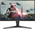 """LG 27GL650F-B 27"""" Full HD IPS G-Sync 144hz Monitor $367.20 Delivered @ Futu Online eBay AU"""