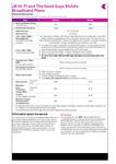 Bonus $500 JB Hi-Fi Gift Card + Telstra 4GX WiFi Plus modem w/ Telstra $69/Mo (12 Mo) 150GB Mobile Broadband Plan (In Store)