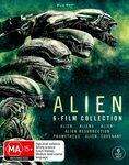 Alien: 6-Film Blu-Ray Collection $17.71 + Delivery ($0 with Prime/ $39 Spend) @ Amazon AU