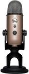 Blue Microphones Yeti 3-Capsule USB Microphone - Aztec Copper $159 (Was $195) + Delivery/Pickup @ Mwave