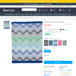 Velour Beach Towels: Kids $5; Kids Hooded $7; Printed Beach Banker 140cm X 190cm $15 + $3 C&C ($0 with $50 Spend) @ Best&Less