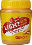 Bega Light Crunchy Peanut Butter 500g $2.40 + Delivery ($0 with Prime/ $39 Spend) @ Amazon AU