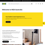 $10 off in Your Birth Month (Minimum $50 Spend in 1 Transaction) @ IKEA (Free Membership Required)