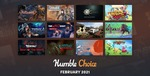 [PC] Steam - Humble Choice February 2021 - $19.99 (3 games)/$15.76 (12 games) for new subscribers - Humble Bundle