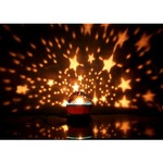 Starry Night Projector Lamp $3.99 USD + Free Shipping